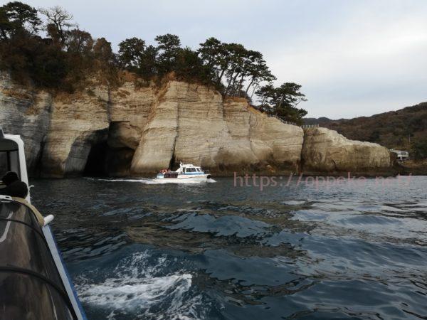 堂ヶ島遊覧船で洞窟めぐり【動画】青の洞窟に行ってきたよ!
