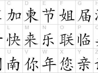Chinese lettering alphabet textpoems chinese alphabet archives free hd images thecheapjerseys Gallery