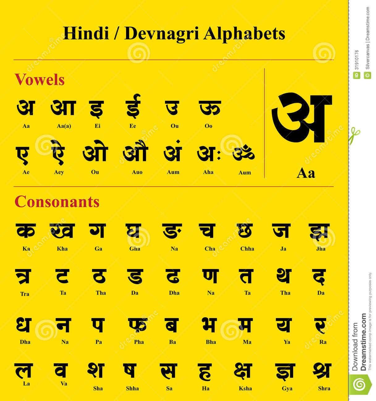 Hindi Varnamala Format Quote Images Hd Free