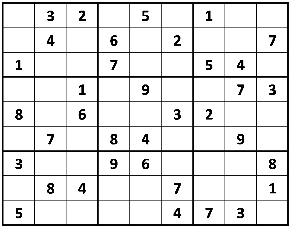 Easy Sudoku For Kids Quote Images Hd Free