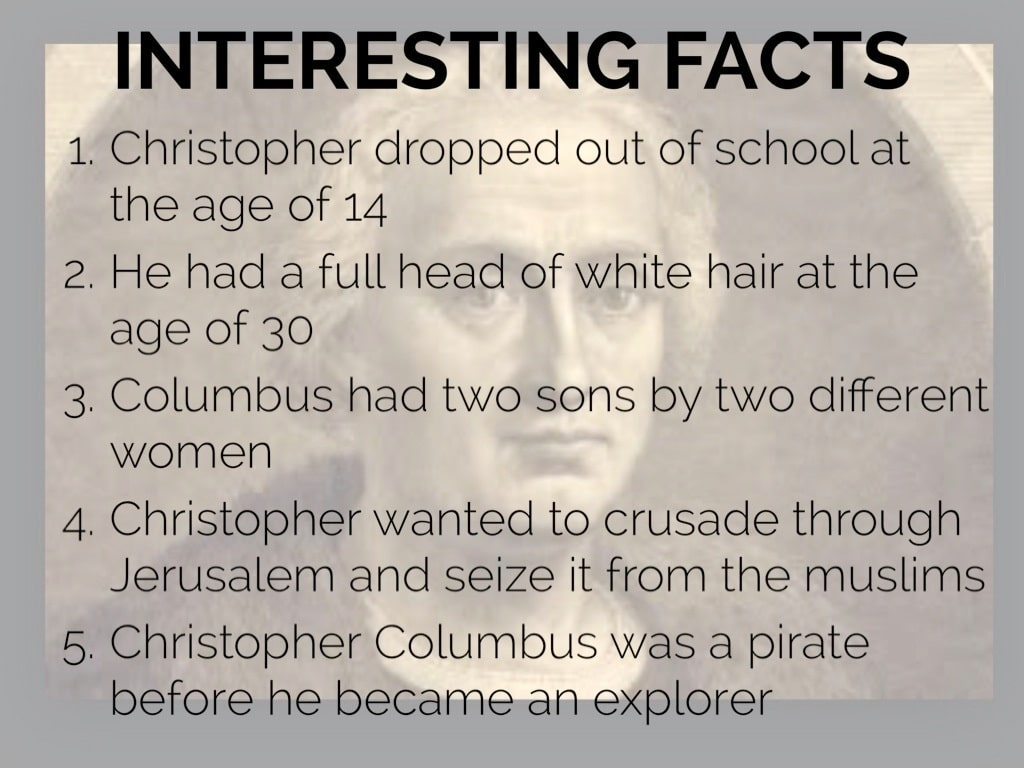 Christopher Columbus Facts Images Quote Images Hd Free