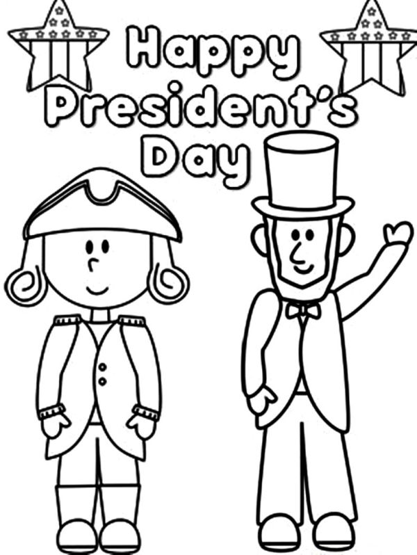 presidents coloring pages # 11
