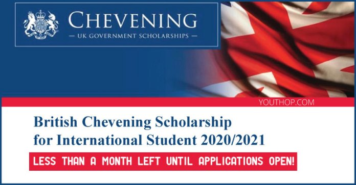British Chevening Scholarship 2020/2021 UK ( Full ...