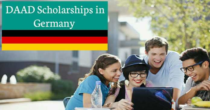 DAAD Scholarship 2020/21 Fully Funded in Germany