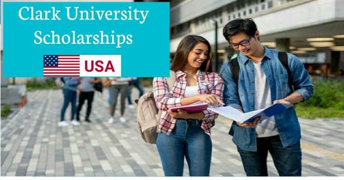 Clark University Richard Traina Scholarship 2020 for International Students - USA