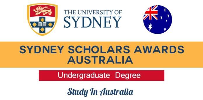 Sydney Scholars Awards 2022 in Australia