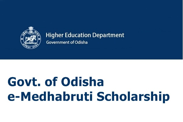 e-Medhabruti UG&PG Scholarship 2020 by Government of Odisha: Apply by Jan 31