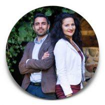 Magdalena y Ramiro de Opportunity Connectors