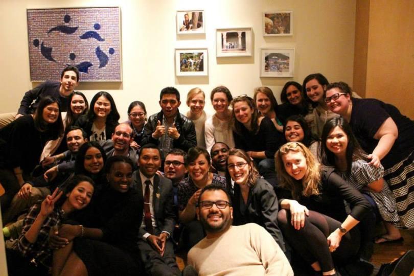 World Youth Alliance Regional and International Internships 2016