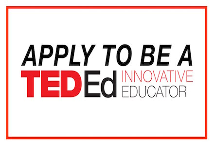 Become a TED-Ed Innovative Educator