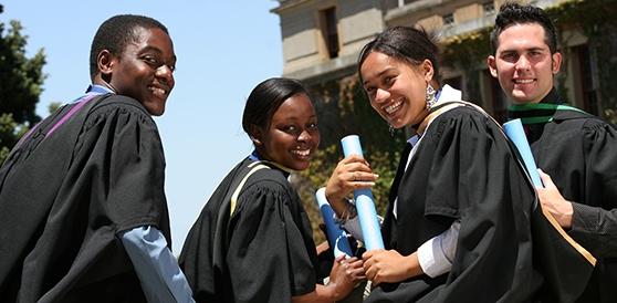 MasterCard Foundation Scholars Program at University of Cape Town 2017