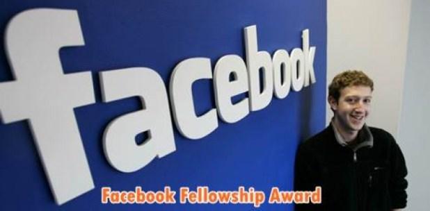 Apply to the Facebook Fellowship Program (Stipend of $37,000 Each Year)