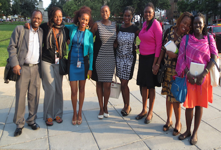 Leadership and Advocacy for Women in Africa (LAWA) Fellowship Program 2017