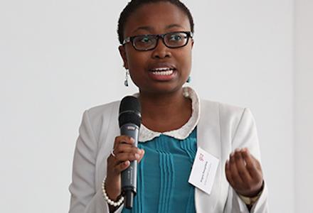 AFRIKA KOMMT For Future Leaders from Sub-Saharan Afrika 2016