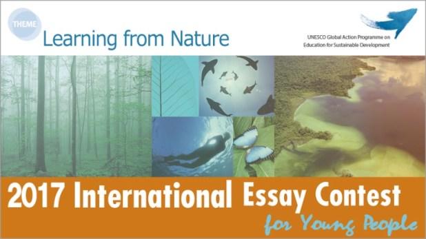 Goi Peace Foundation International Essay Contest 2017