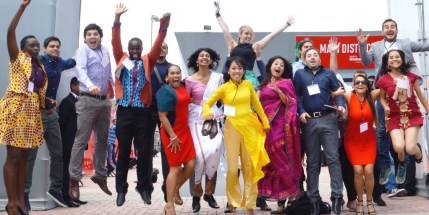Calling Changemakers: Apply to the YouthActionNet 2017 Laureate Global Fellowship – Fully-funded to Spain!