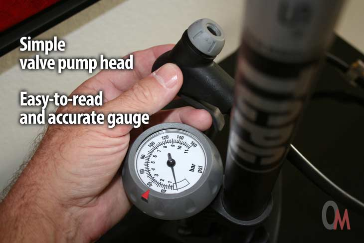 If You Use This Pump For Your Bicycle Tires, My Guess Is It Would Only Take  1 Easy Pump Of The Plunger To Add 1 Psi. However, That Is Only A Guess ...