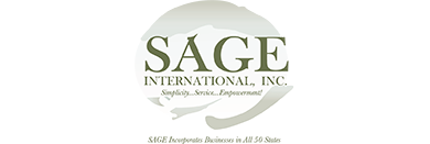 Sage International, Inc., a Reno based company has been incorporating businesses in all 50 states since 1993. We specialize in Corporation/LLC Formation; Foreign Qualifications, and Commercial Registered Agent Services. If you are coming to Nevada, whether as a new or existing business, it's important to understand the options available so you take advantage of the many benefits available to Nevada businesses as related to the structure of your company. We provide ongoing education, a network of superior business resources and a host of back-end support services to keep you in compliance at both the state and federal level.