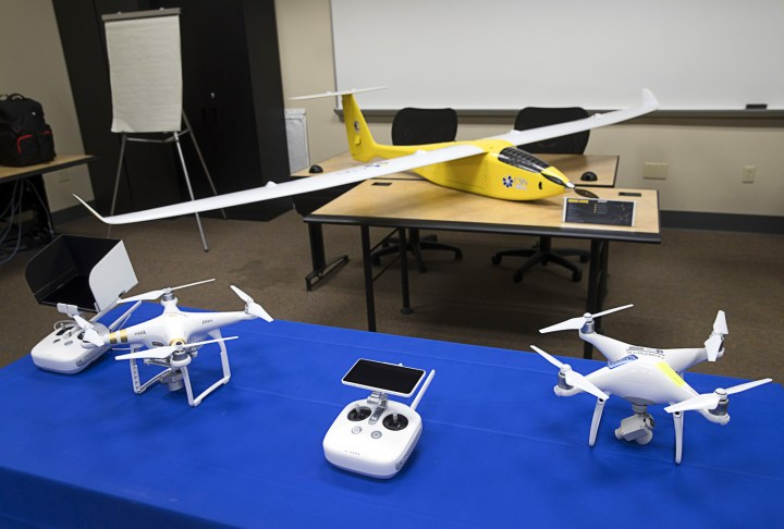 College of Southern Nevada Developing New Discipline in Unmanned Aviation Systems