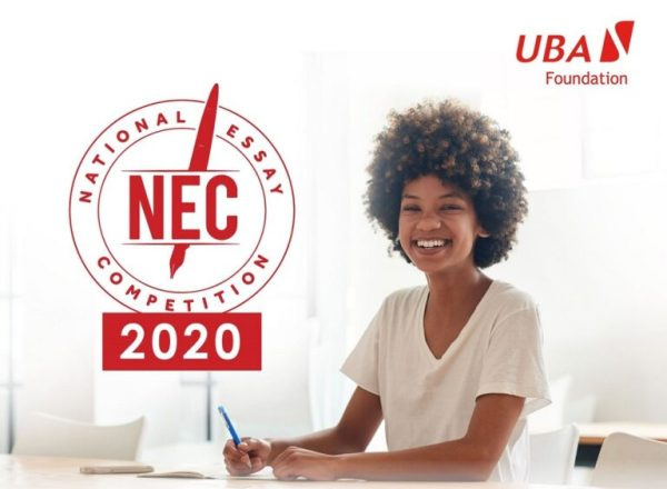 UBA National Essay Competition 2020 for High School Students in Ghana ($10,000 total prize)