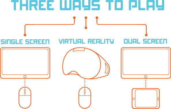 Three ways to play V2 - Salvaged Greenlight is go!