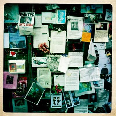 Ianto memorial cardiff bay