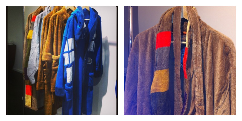 doctor who merchandise dressing gown