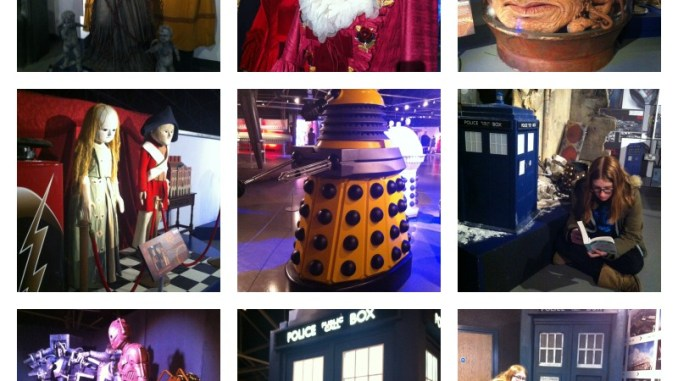 doctor who exhibition cardiff