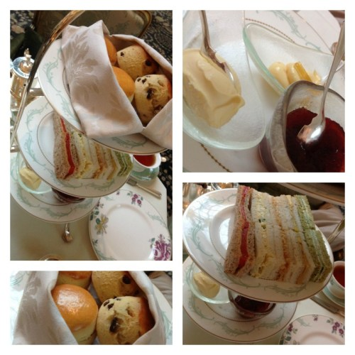 afternoon tea the savoy london