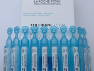 la roche posay toleriane eye make up remover
