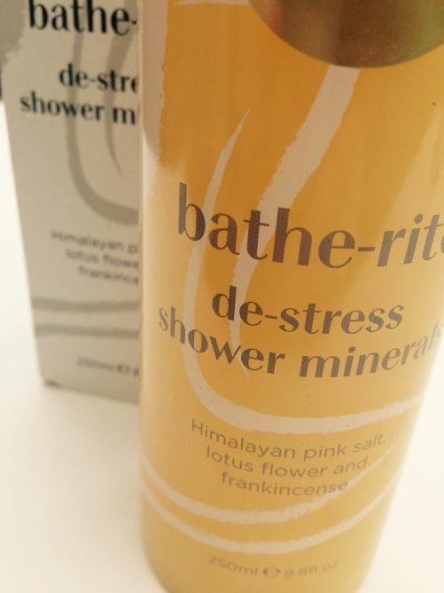 hayou mathod shower minerals luxury shower gel