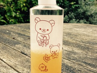 Rilakkuma eye makeup remover by A'Pieu review
