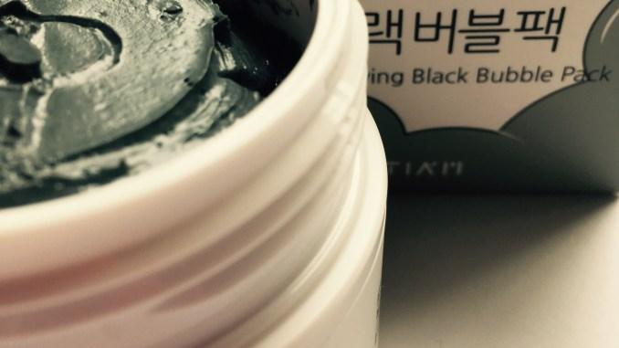 Korean bubble mask