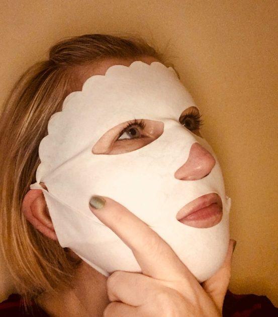 Jolee Hydra Glow Dry Sheet Mask
