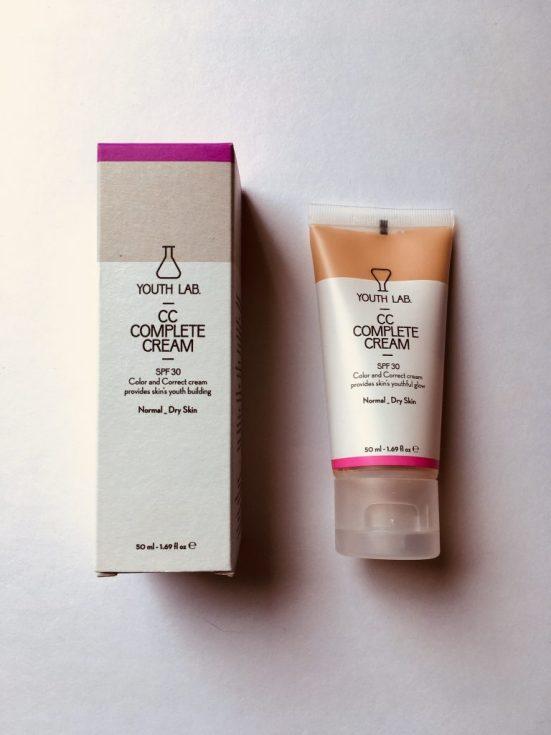 Youth Lab CC Complete Cream