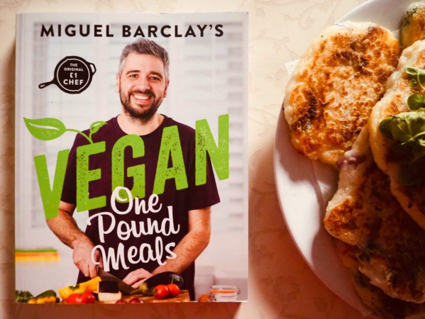 Vegan One Pound Meals book by Miguel Barclay