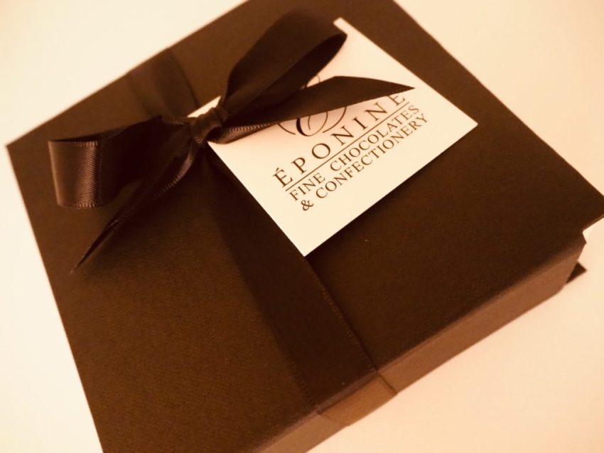 Eponine chocolate box by Yumbles