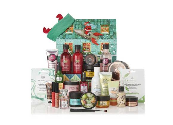 The Body Shop advent 2019 large