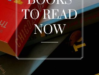 Books to read now Lockdown reading