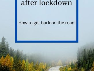 Driving anxiety after lockdown - how to get back on the road