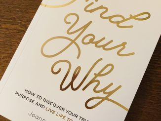 Find Your Why book Joanne Mallon
