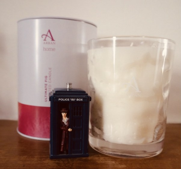 ARRAN Scent of Scotland Ultimate Fig scented candle