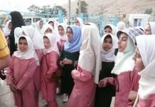 Schulklasse im Iran - Foto via pixabay