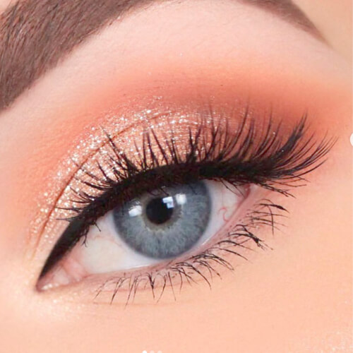delineazione colorata eyeline color naturale