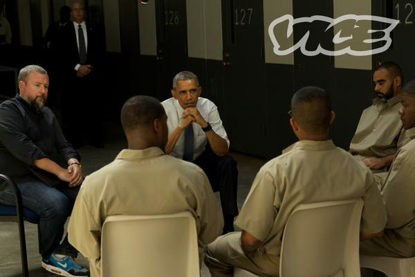 #MassIncarceration #POTUS Tweets 7.17
