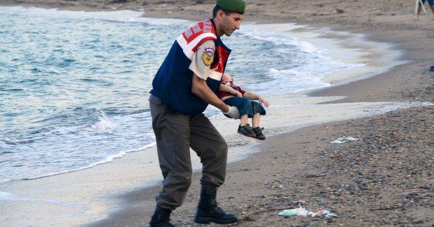 #Refugees Tweets 9.4