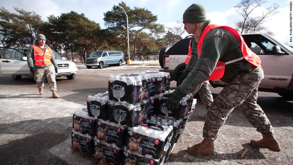 The Water Crisis in Flint, Michigan
