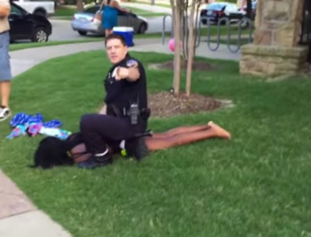 Texas family pursuing civil lawsuit after no indictment in pool party police brutality case