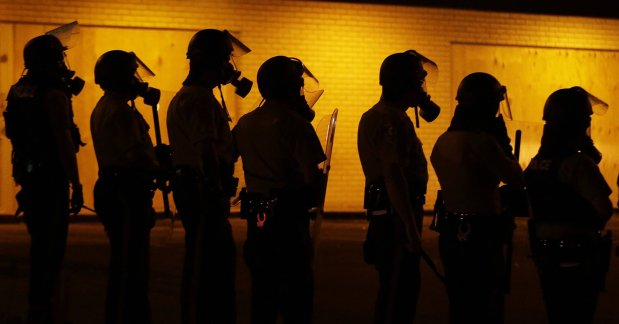 Ferguson isn't about Black rage against cops. It's about White rage against progress.