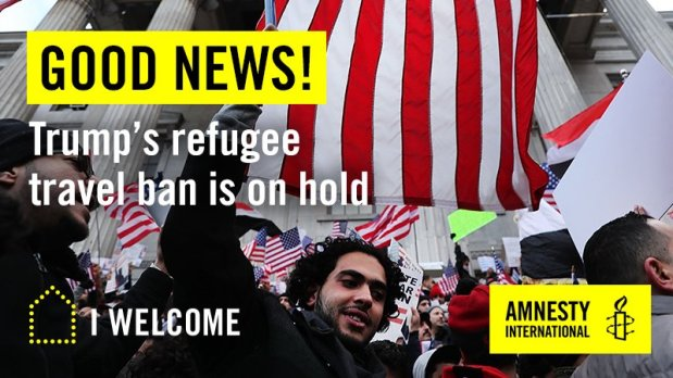 The #9thCircuit ruled against reinstating Trump's immigration executive order. Now Congress must end #MuslimBan